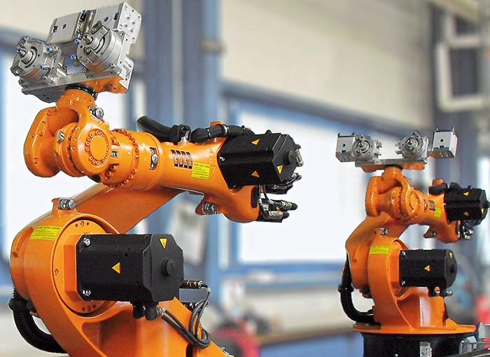 Roboterintegration